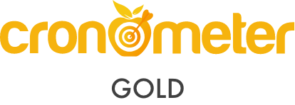 Cronometer Gold Logo