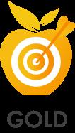 cronometer gold icon